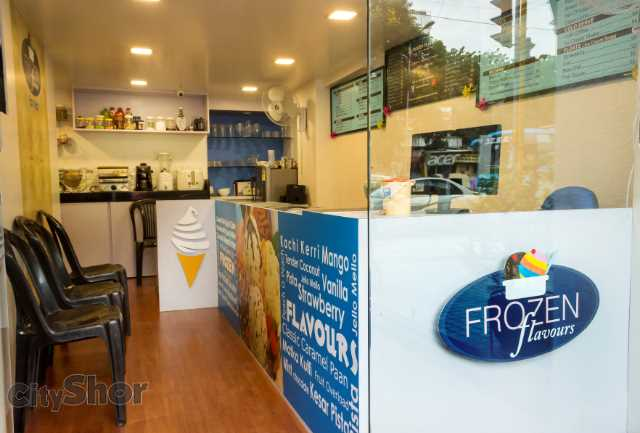 Frozen flavours - Indulgent Ice Creams Now on FC Road