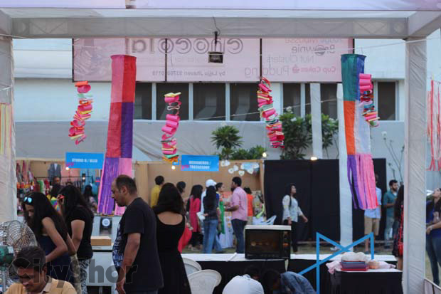 1st Day at the 6th Edition of Weekend Window