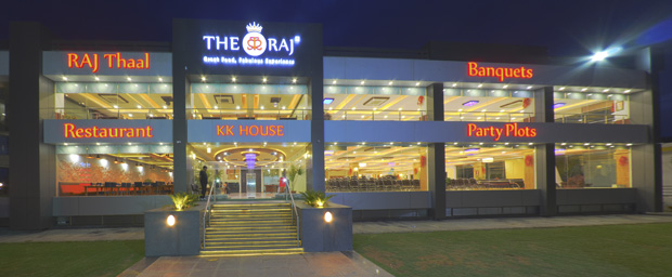 The Raj - Book for your weddings now!
