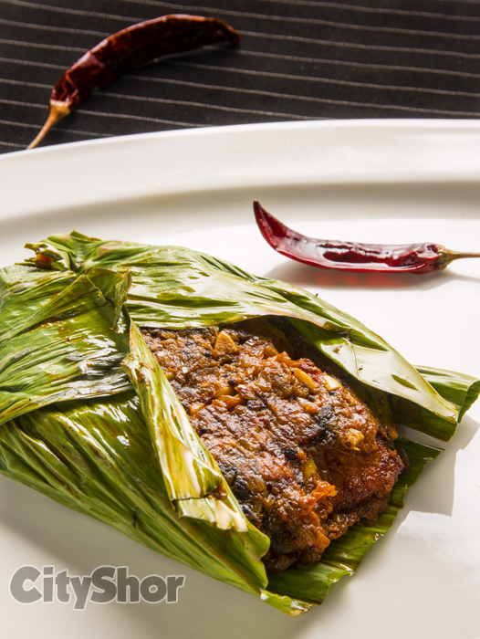 Don't forget to try Dravida's Andhra & Kerala Food
