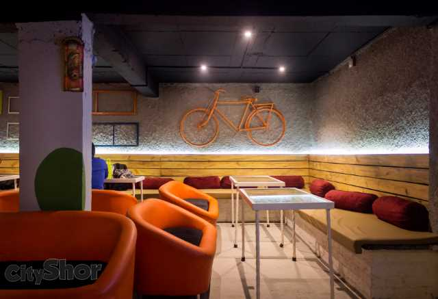Cafe Cycl-on : The Newest One-Of-Its-Kind Cafe in Dhankwadi