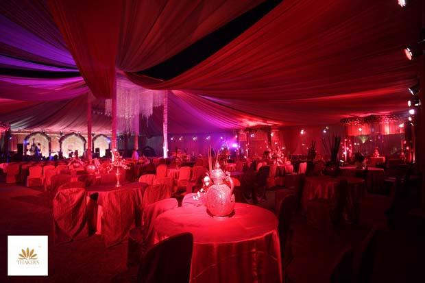 A perfect farmhouse wedding at Thaker's