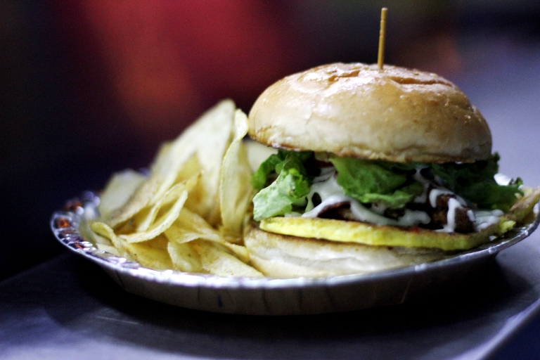 Get the best burgers in town - Grill'd & More