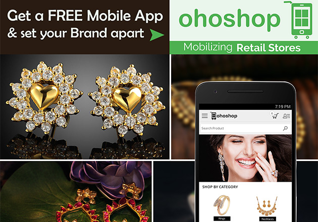 Get a FREE Mobile App & set your brand apart with OHOSHOP