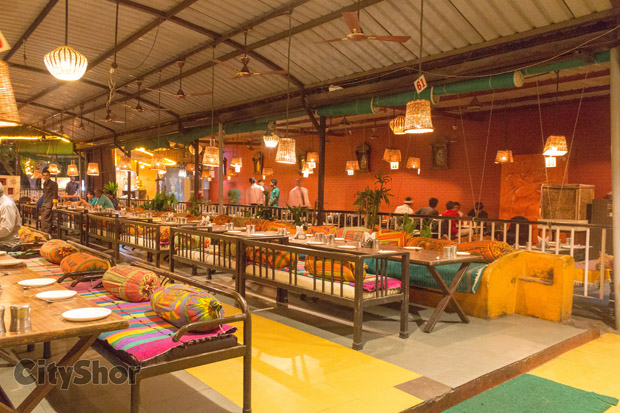 Brace yourselves for an experience at SHYAM VILLAGE