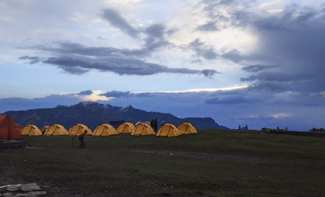 An Unforgettable Trek to the Icy Bhrigu Lake with Trequila