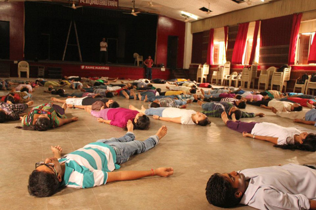 Theatre Acting Workshop For All By Rangayan