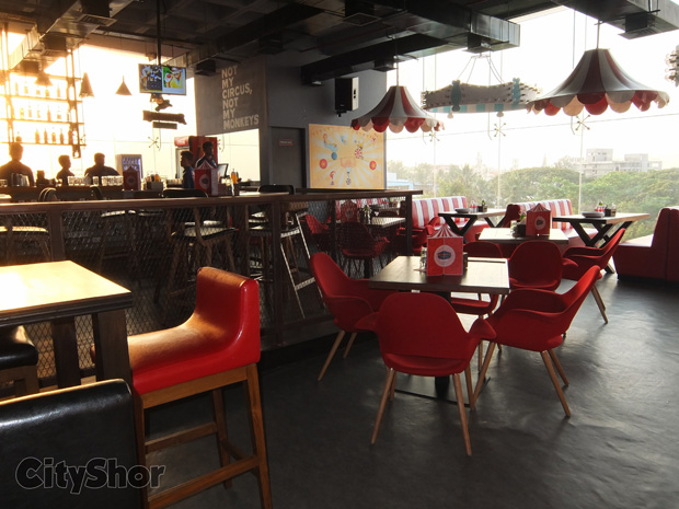 First & Only Carnival themed café in Bangalore, Mighty Small