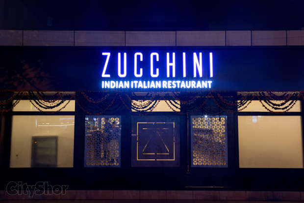 Cater your buds to a lovely meal at ZUCCHINI