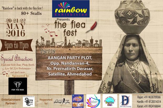 Get set for THE FLEA FEST