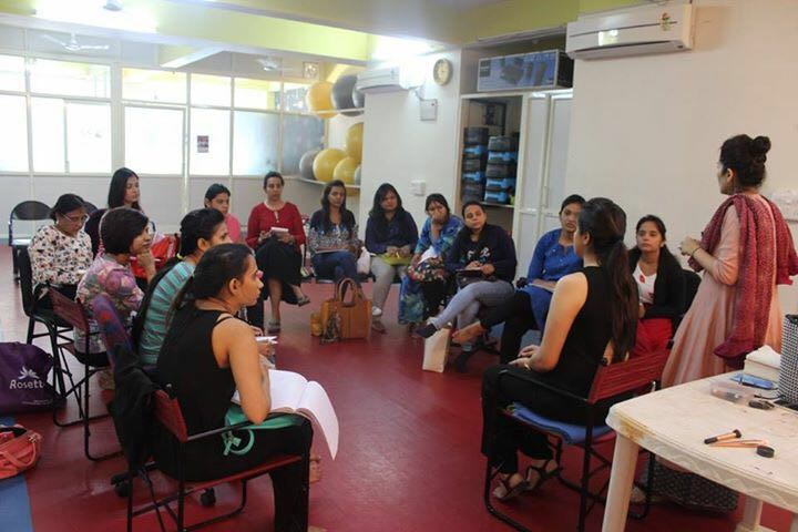 Do it Yourself Makeup & Hairstyling Workshop by FINESSE