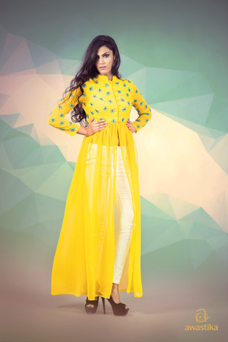 AWASTIKA showcases it's gorgeous collection at Anay Gallery