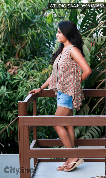 STUDIO SAAJ is all set with their new Summer Collection