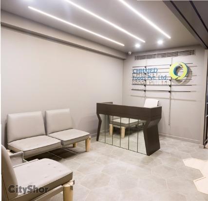 Gorgeous Corporate Decor by DESIGNER'S CIRCLE