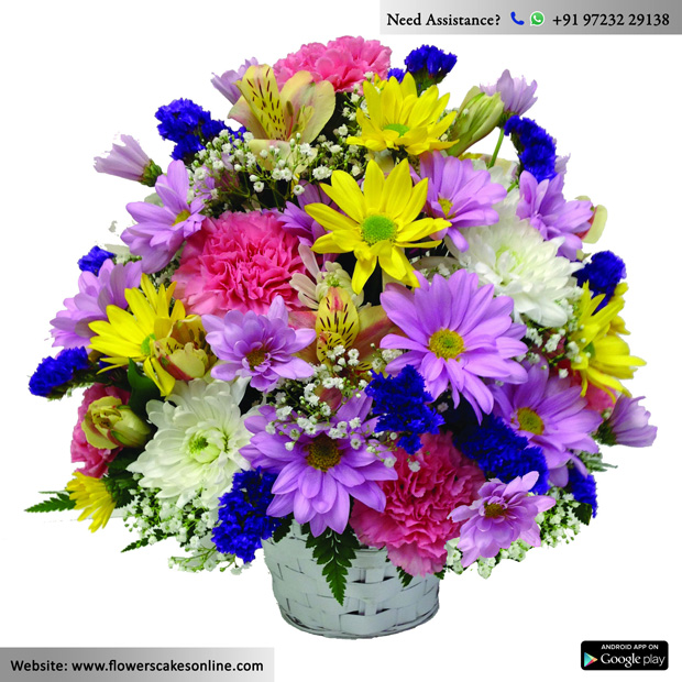 Share Your Love Anywhere In India With Flowerscakeonline