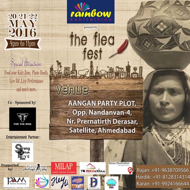 THE FLEA FEST starts today
