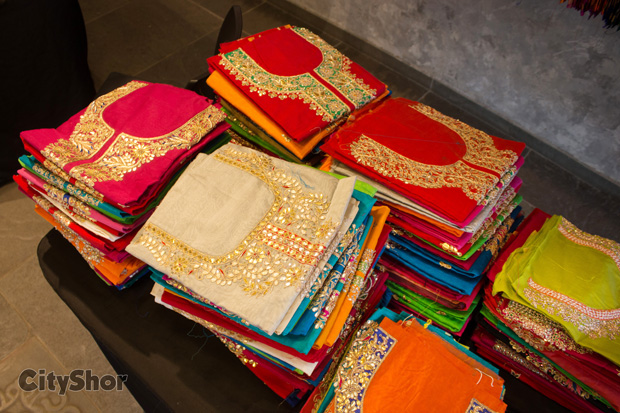 Last 2 days to get your hands on lovely wear by RAJSHRUNGAR