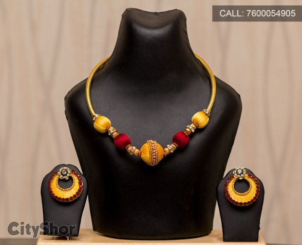 Beautiful hand-made Jewellery by AANGI COLLECTIONS