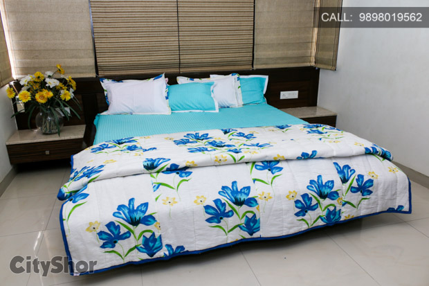 Enliven your abode with COVERLETS