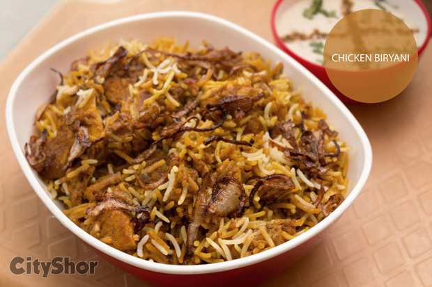 Delicious food delivered home by COCO'S BIRYANI & CURRIES