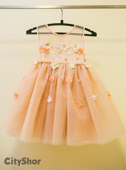 Let the little girls Twist and Twirl in cute barbie frocks.