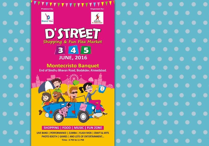 Get set for D'STREET