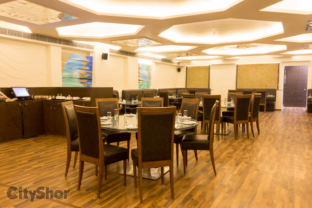 Indulge in the UNLIMITED Buffet at ZUCCHINI