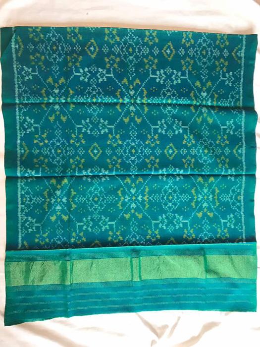 3 days of alluring sale on Patolas @ Ashish Patola