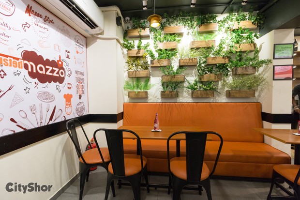 Indulge into lip-smacking delicacies at Twisted Mazzo.