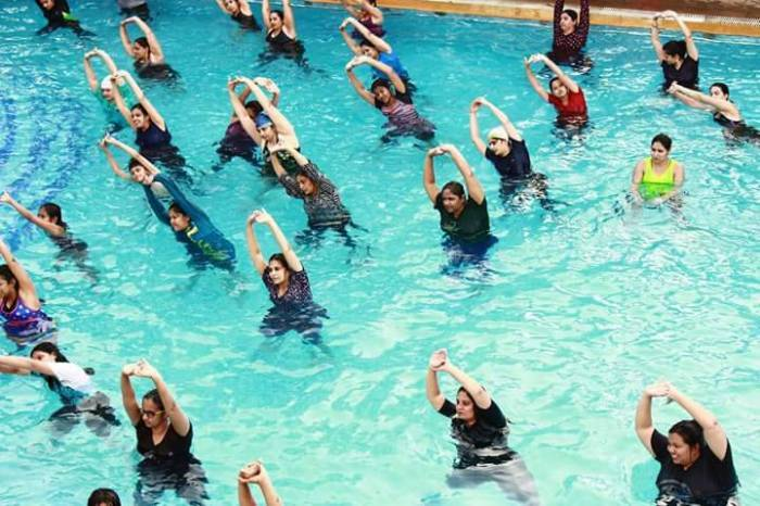 Splish, Splash at this Zumba Workshop Happening this Weekend