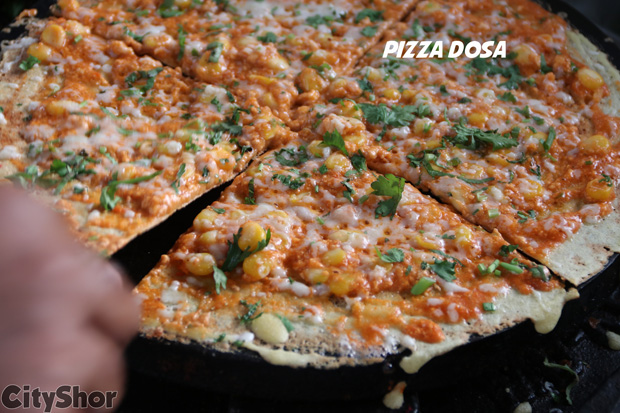 Go on a gastronomic joy ride with 99 types of dosas!