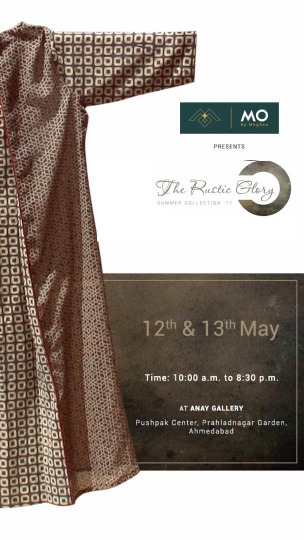 Fashion Fest at Anay's Gallery.