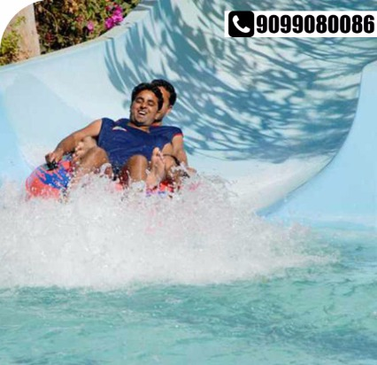 Give a break to those monotonous days with a splash of fun!