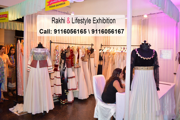 Exhibition Stall Booking In : Biggest rakhi & lifestyle exhibition dahleez! book stall now