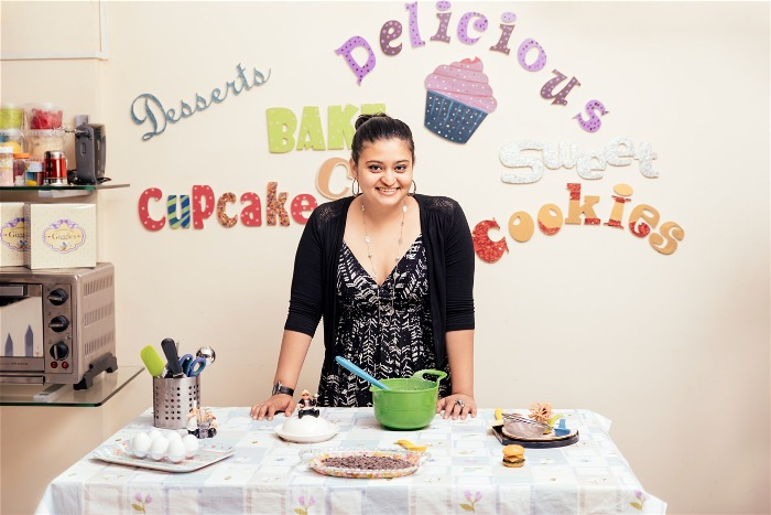 From Jewellery to Jalebis, Giggles Makes Mindblowing Bakes!