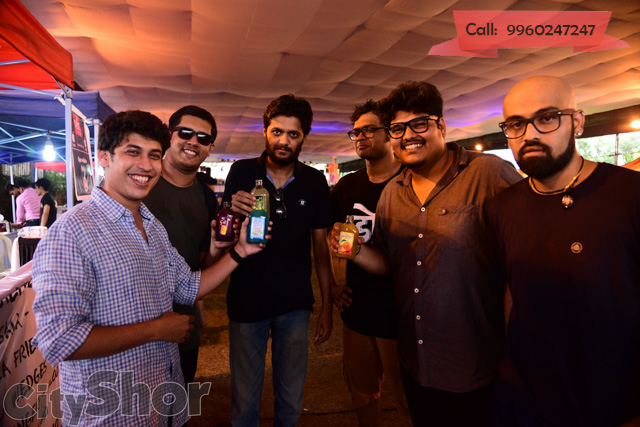 India's only cocktail fest is back with BOTTOMS UP FESTIVAL!