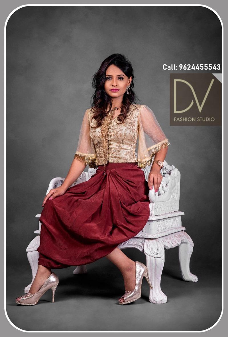 FLAT 50% OFF till 15th May @ D V Fashion Studio
