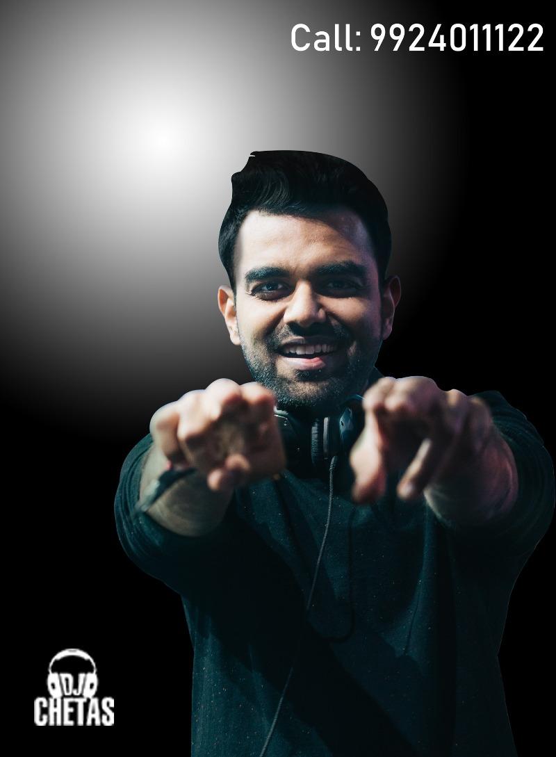 India's 1st Bolly Mashup King- DJ Chetas is coming to GGMF!