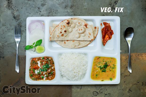 Pocket-friendly Lunch Meals at Yaara da Dhaba!