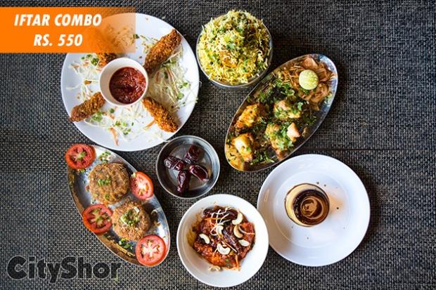 Iftar Combos at Moti Mahal!