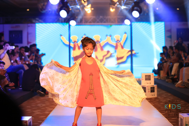 India Kids Fashion Week- most iconic Fashion event coming up