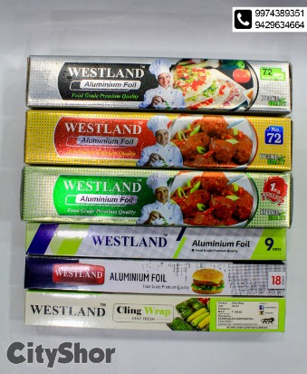 1000+ Premium Quality Disposable Products @ Westland!