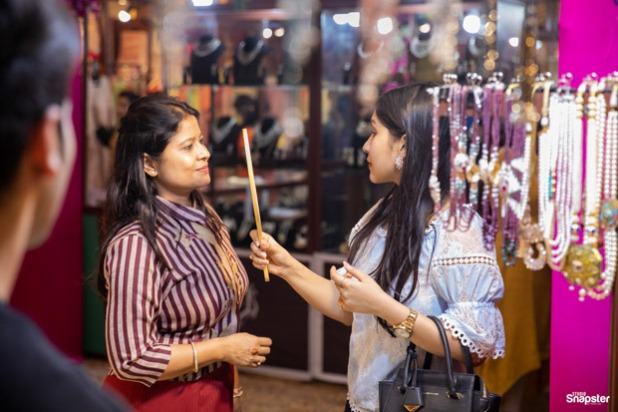Sutraa the Indian Fashion Exhibition starts tomorrow