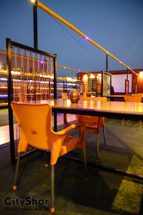 1st ever couples only rooftop cafe- Bliss