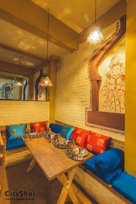 New place DwarkAmrit - a different Gujarati thali Experience