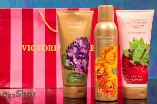 Victoria's Secret products available only at Sunshine