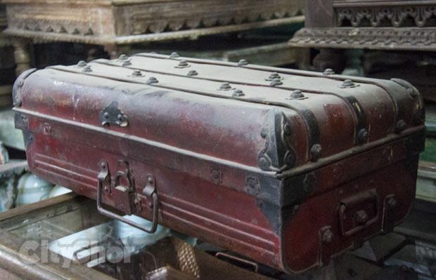 Anjana Handicrafts - Treasure is found!
