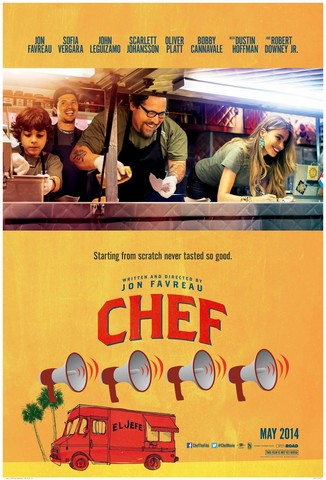 Chef : Movie Review