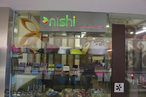 Nishi Nail Spa & Boutique