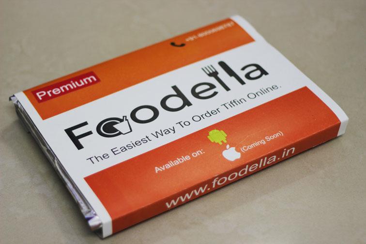 Best quality tiffins by Foodella!